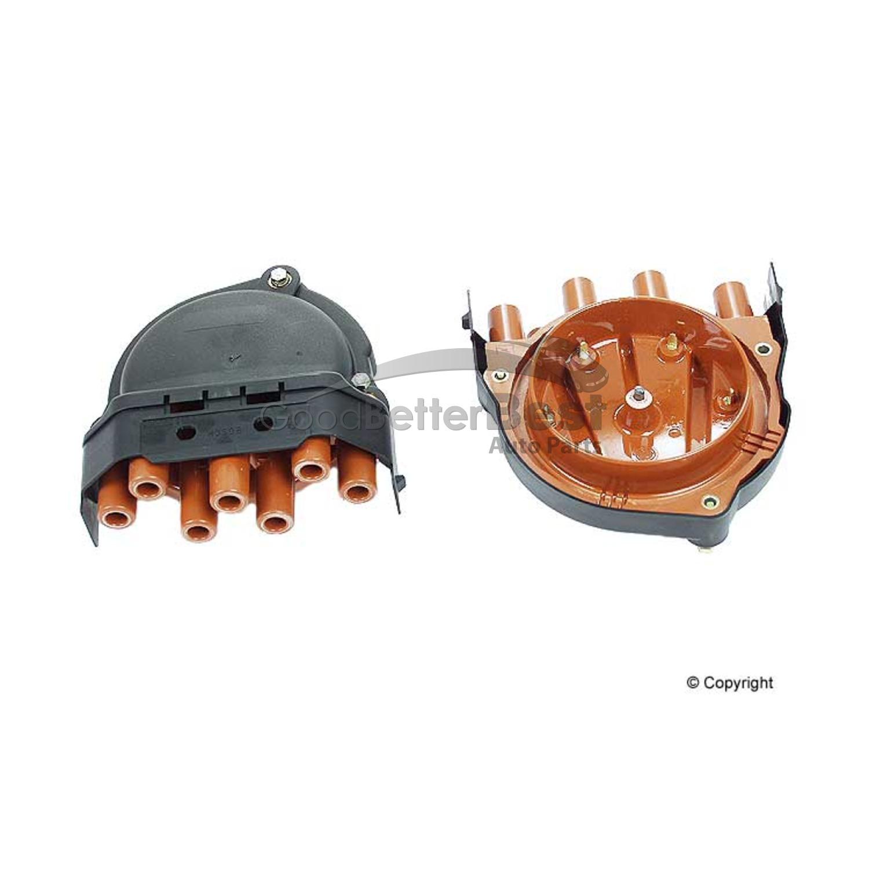 For BMW E30 E24 E28 M5 325e 528e 733i 850i 635CSi Distributor Cap Bosch 03195