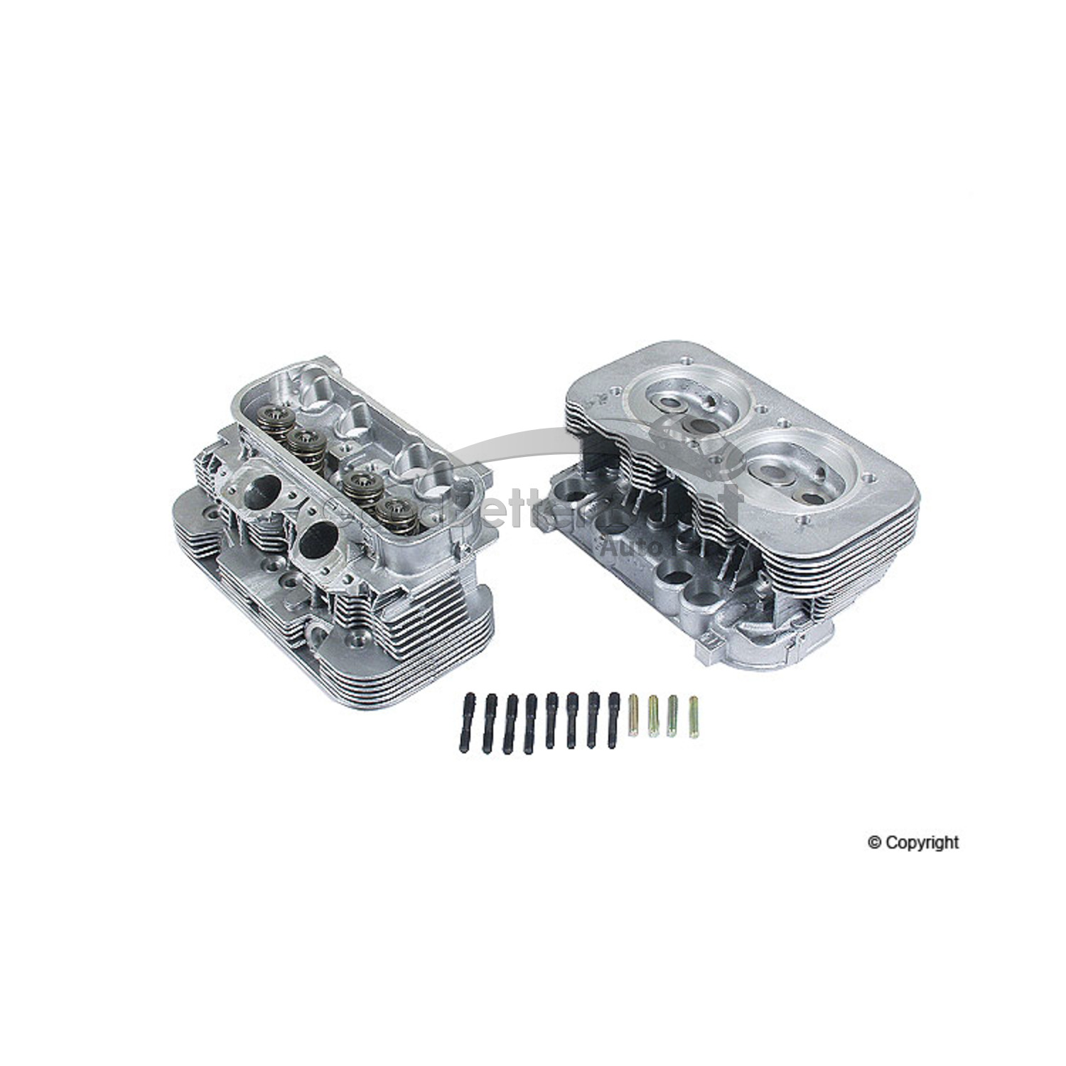Details about One New AMC Engine Cylinder Head 910182 039101351K for  Volkswagen VW Transporter