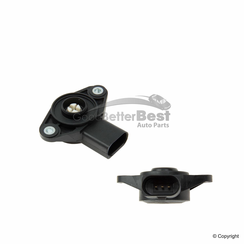 For Audi Engine Intake Manifold Runner Control Sensor Servo Motor Potentiometer