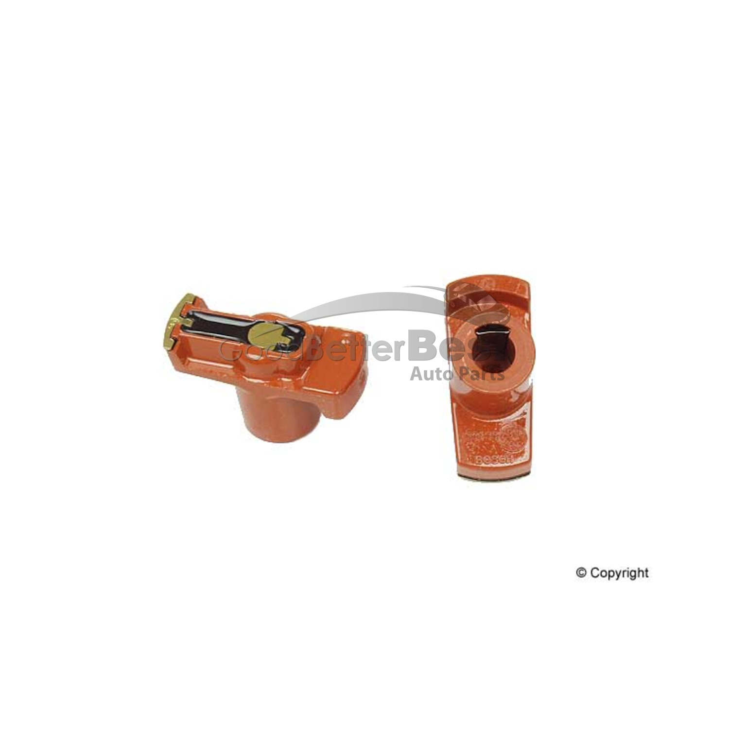 One New Bosch Distributor Rotor 04170 052905225C for Volkswagen /& more