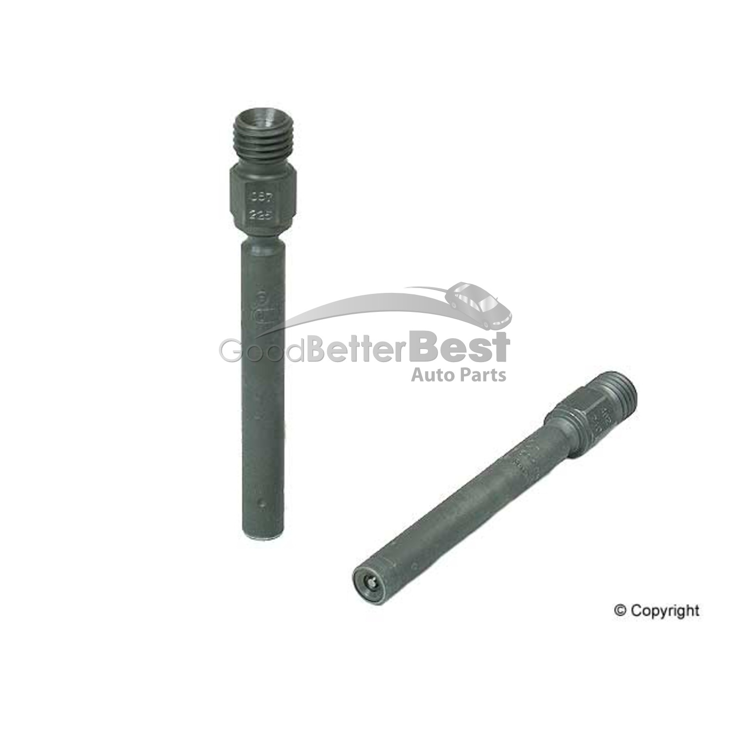 OEM BOSCH 1 Single Gas Engine Fuel Injector Nozzle for Porsche 928 for Saab 900