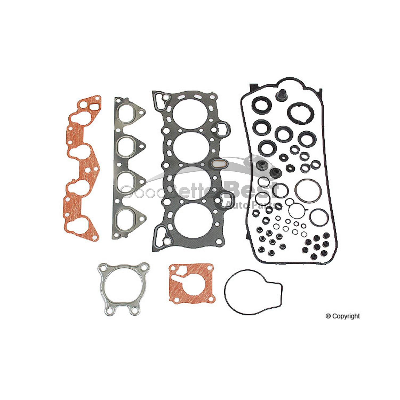 Genuine Honda 06110-P09-030 Cylinder Head Gasket Kit