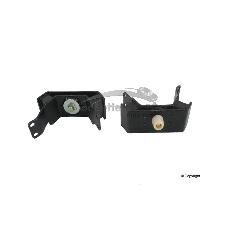 For 03-07 Honda Accord Auto 4526 4527 4517 M075 Engine Motor Mount Set