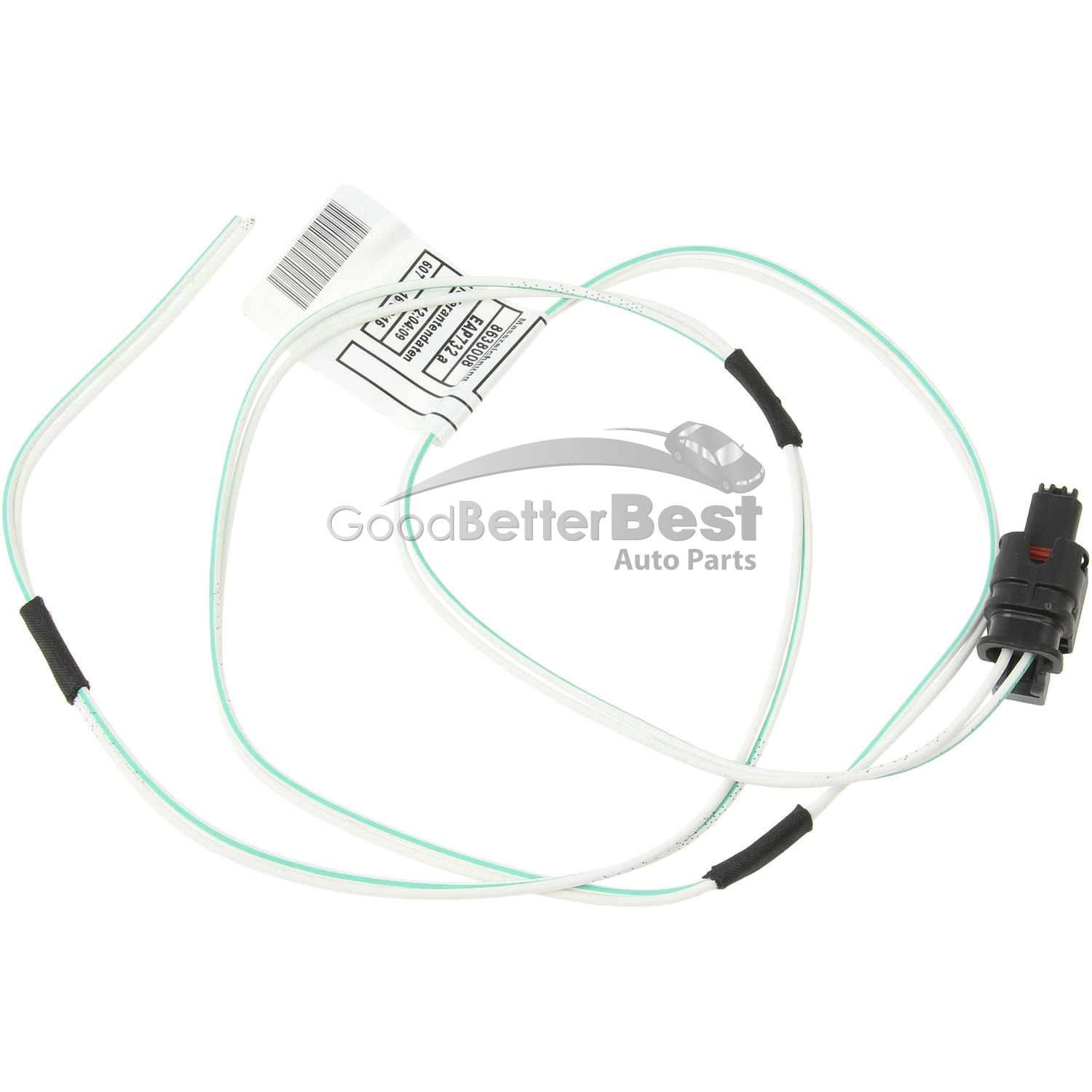 details about new genuine fuel pump wiring harness 12518638006 for bmw