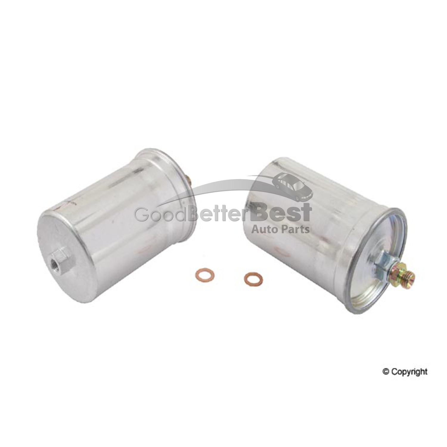 One New OPparts Fuel Filter ALG2027 0014778701 for Mercedes MB