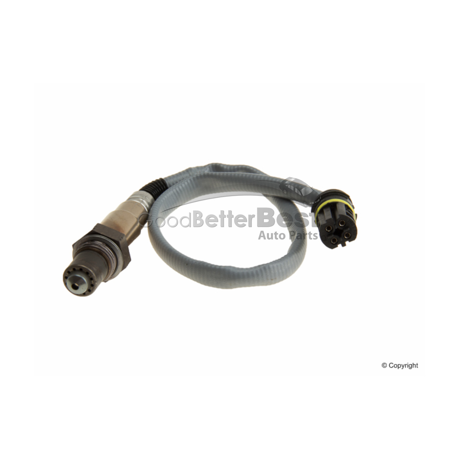 One New Bosch Oxygen Sensor Rear 11787539137 for BMW M5 M6 M6 Gran Coupe Z4