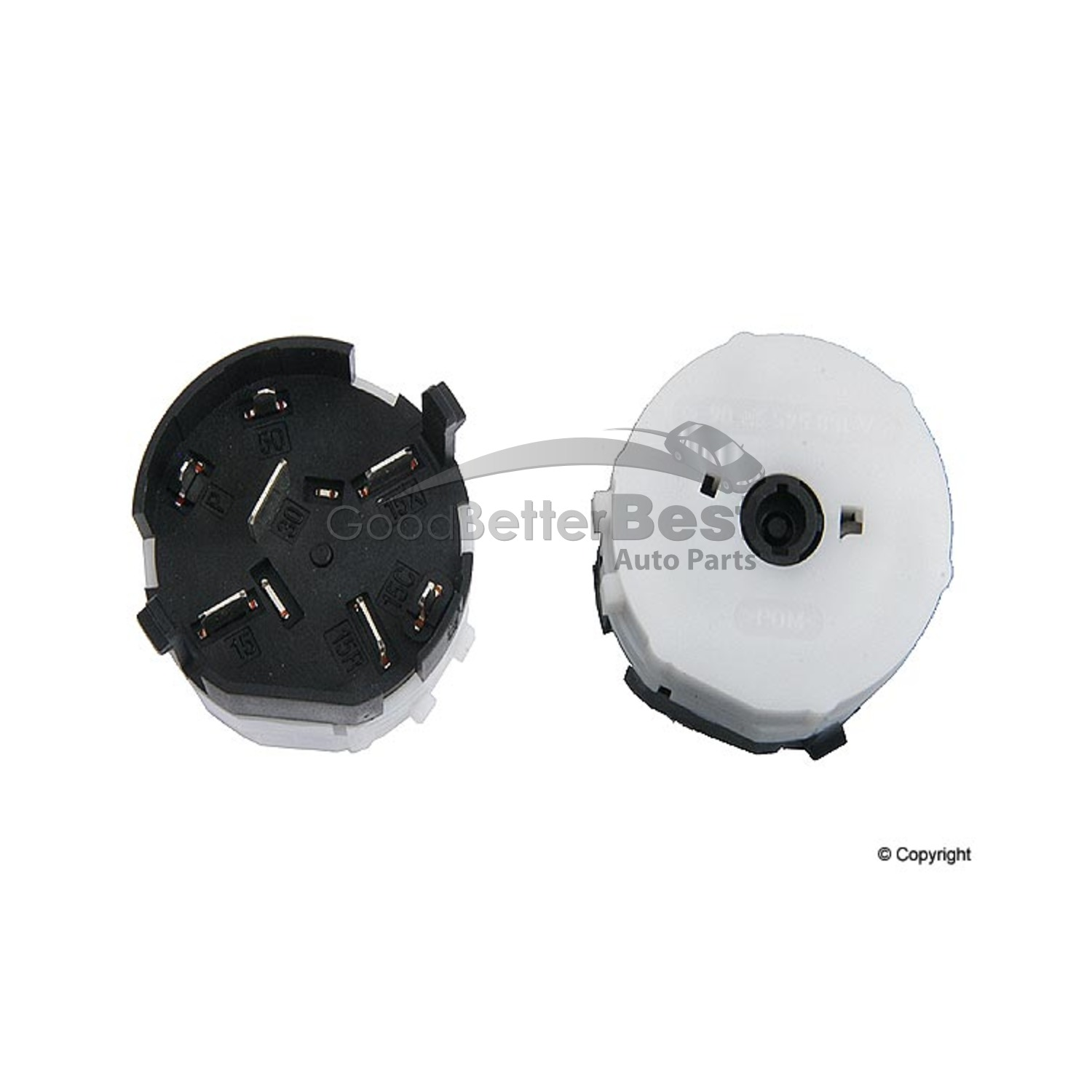 One New Genuine Ignition Switch 1685451004 for Mercedes MB
