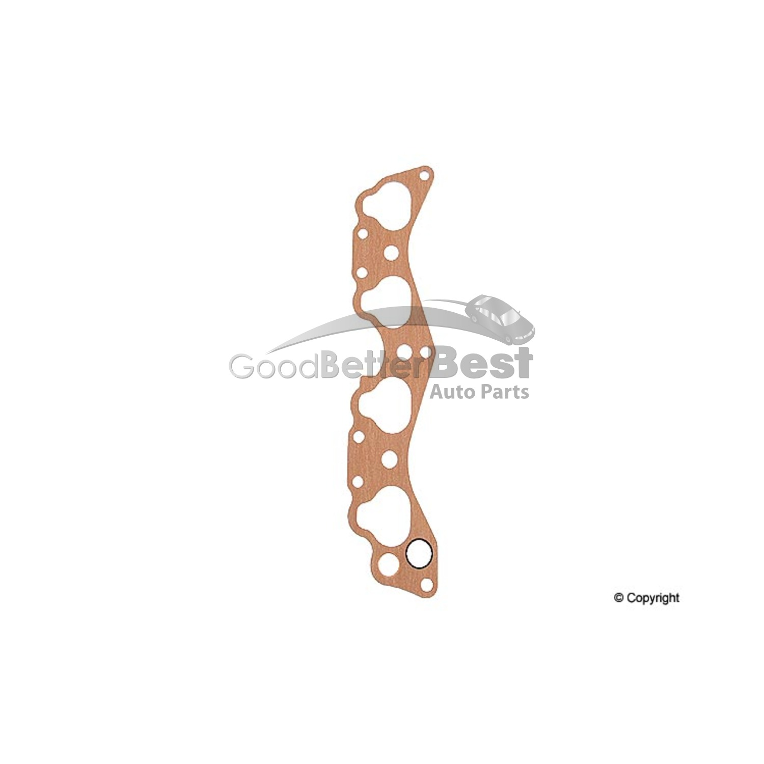 For Honda Civic Civic del Sol Engine Intake Manifold Gasket Stone 17105P08004