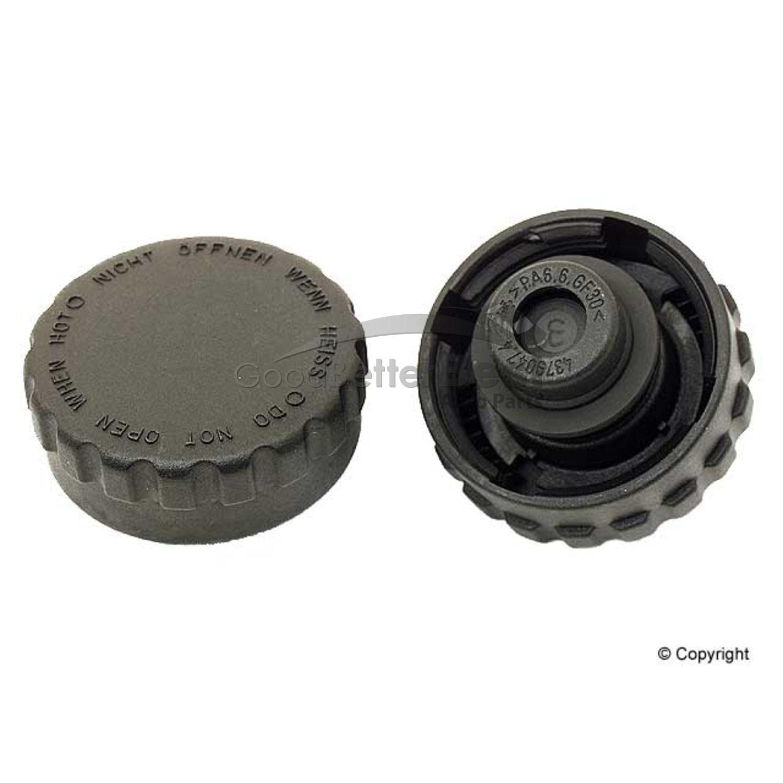 Engine Coolant Recovery Tank Cap-CRP Engine Coolant Reservoir Cap fits 528e