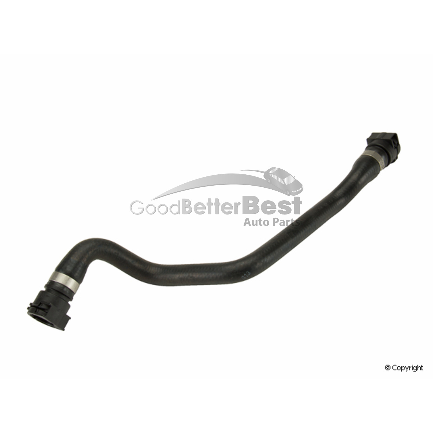 New Genuine Engine Coolant Reservoir Hose 17127536236 for BMW X5