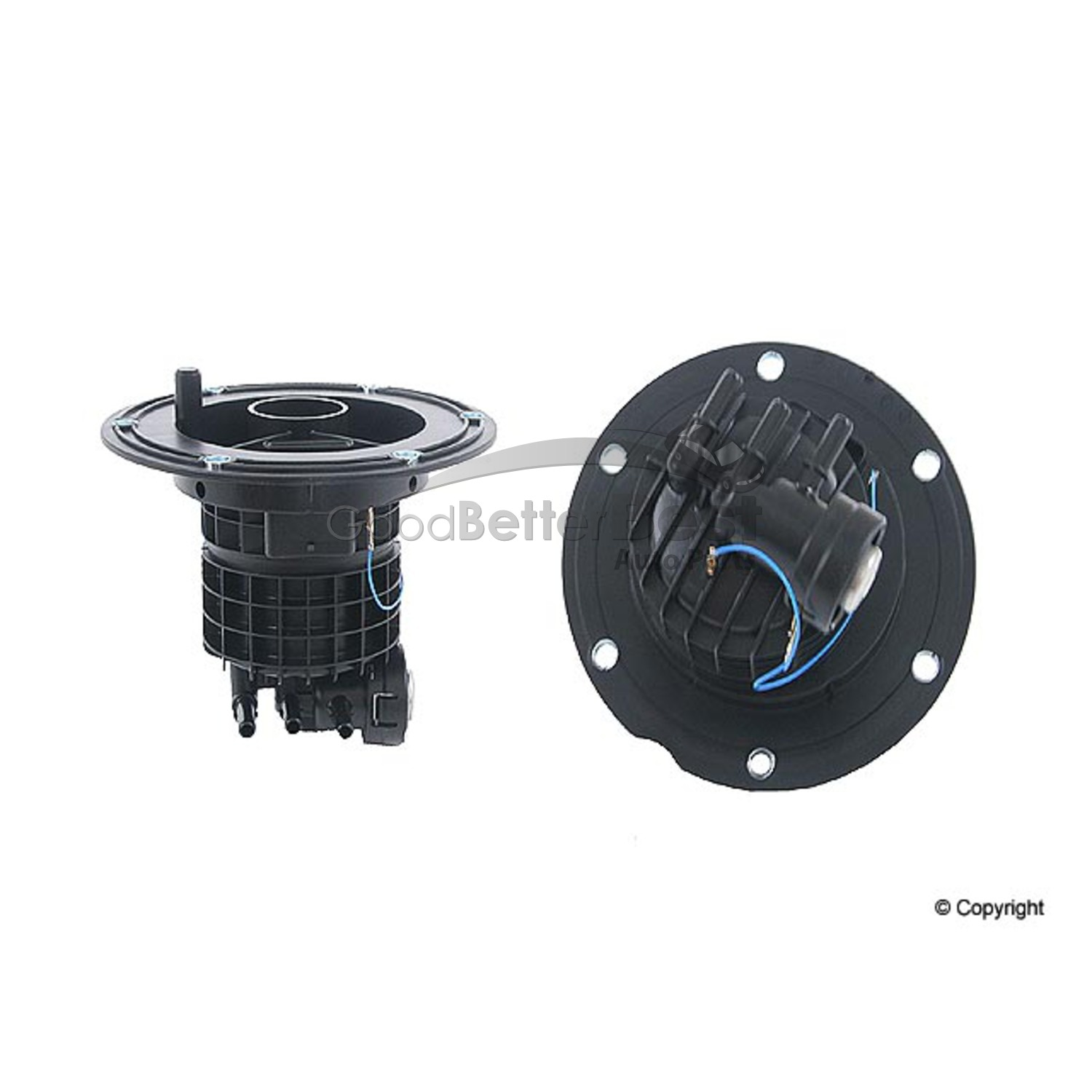 SPARES2GO Auxillary Black Burner Cap for Indesit Oven Cooker Hob Small Fitment List A 55mm