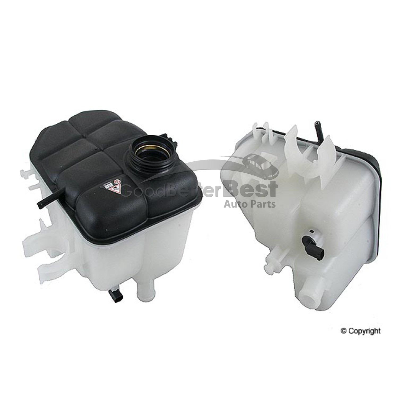One New Genuine Engine Coolant Reservoir 2035000049 for Mercedes MB