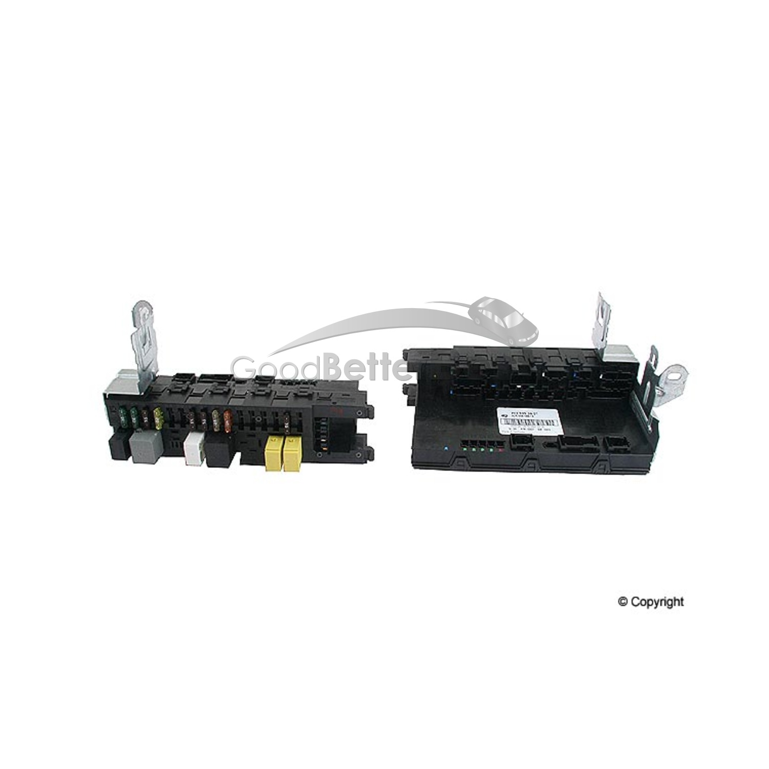 One New Genuine Fuse Box 2035454701 2035453401 for Mercedes MB