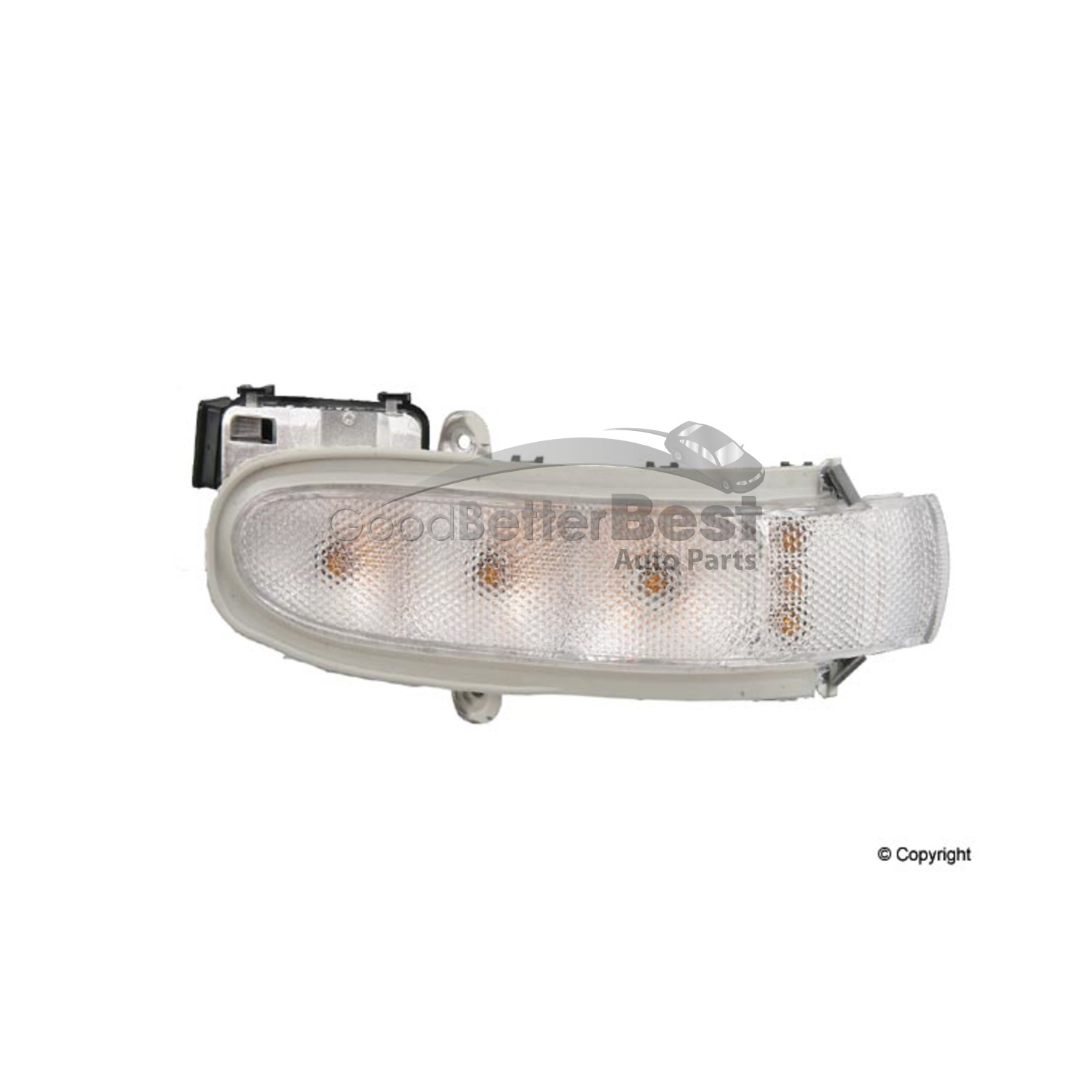 New Fer Turn Signal Light Assembly Front Right 024002906 Audi Q7