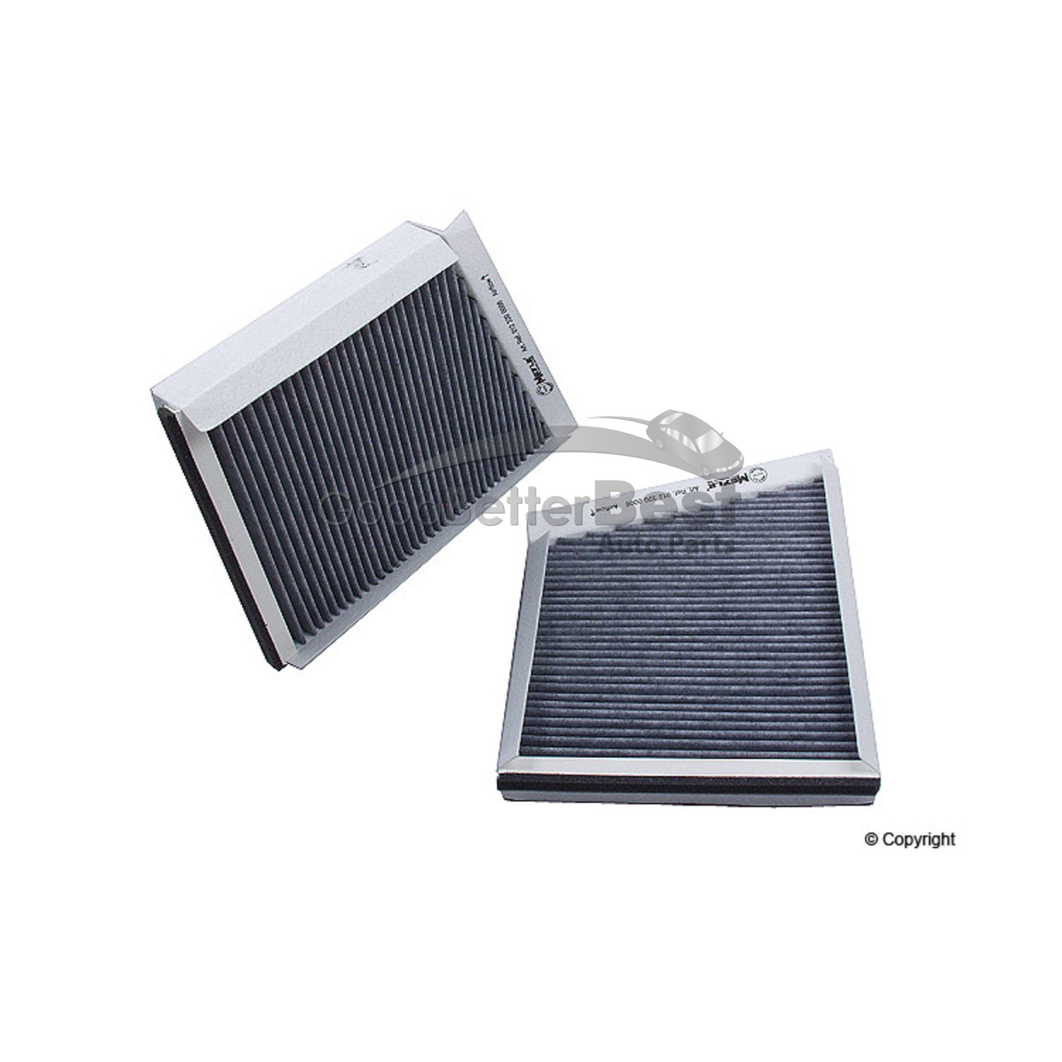 Charcoal Cabin Air Filter NEW for Mercedes Benz MB GL M ML450 Hybrid R Class