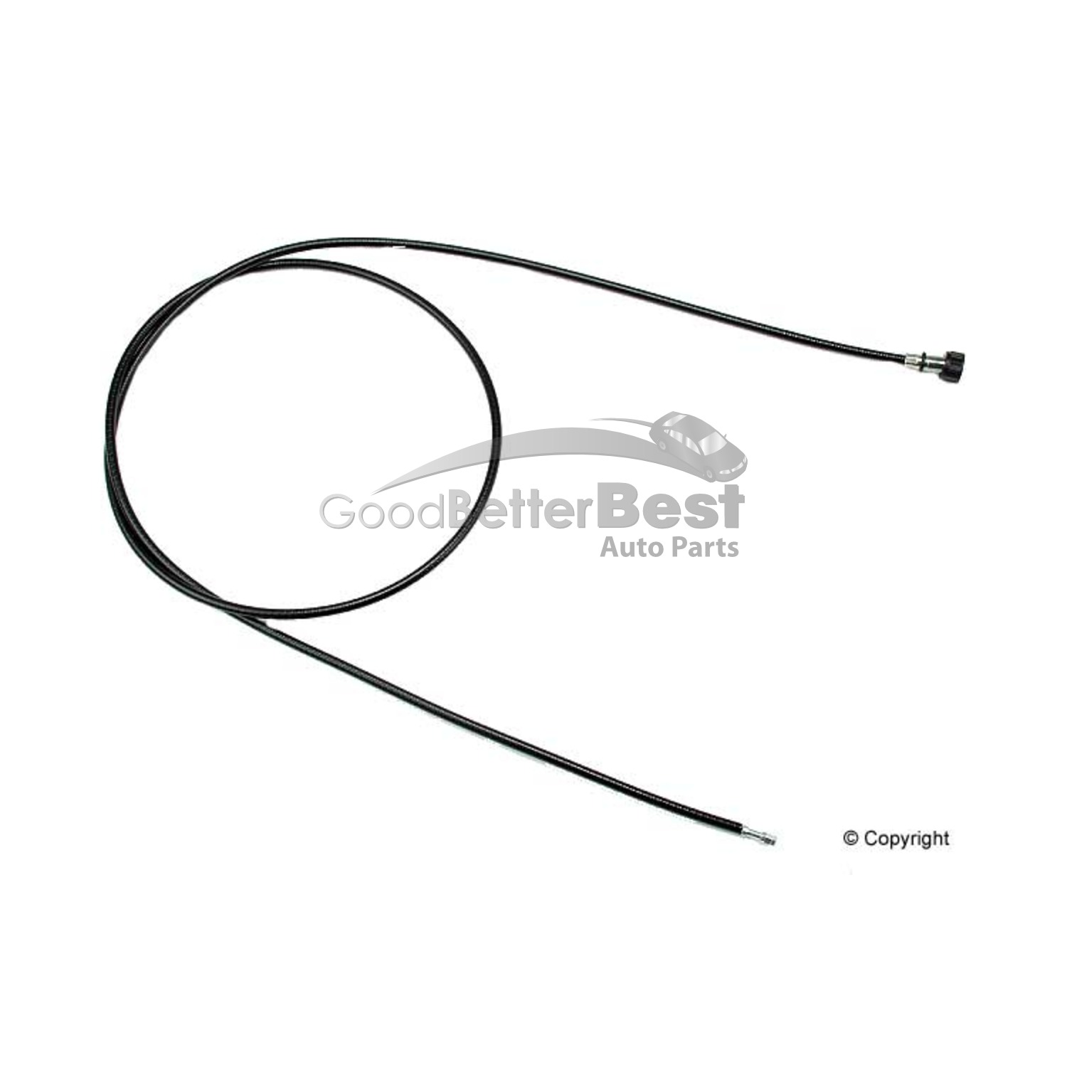 One New Cofle Speedometer Cable 10DTC046 111957801K for Volkswagen VW