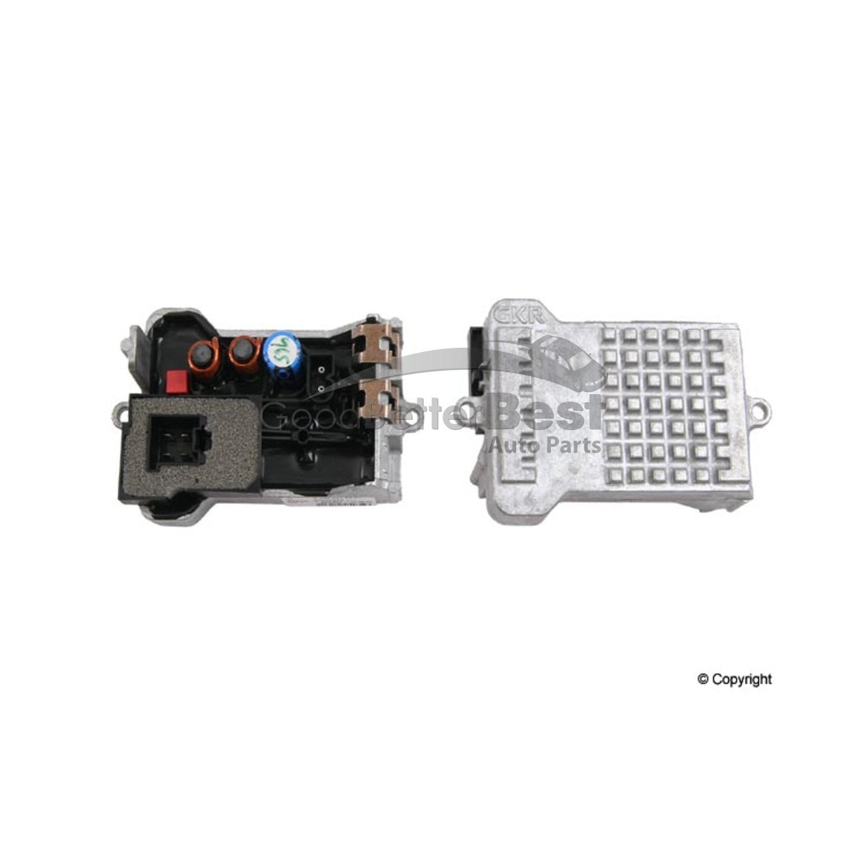 HVAC Blower Motor Resistor 2308216451 OE Supplier for Mercedes-Benz Brand New