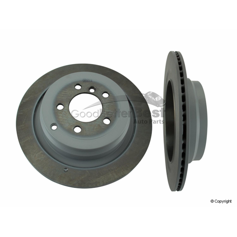 Rear Disc Brake Rotor For Land Rover Range Rover 2006-2012 Left Right LR031844