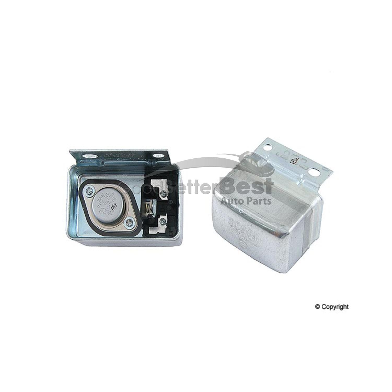 New Bosch Voltage Regulator 0192062007 241534 For Volkswagen More Fuel Filter 1983 Mercedes Benz 280sl