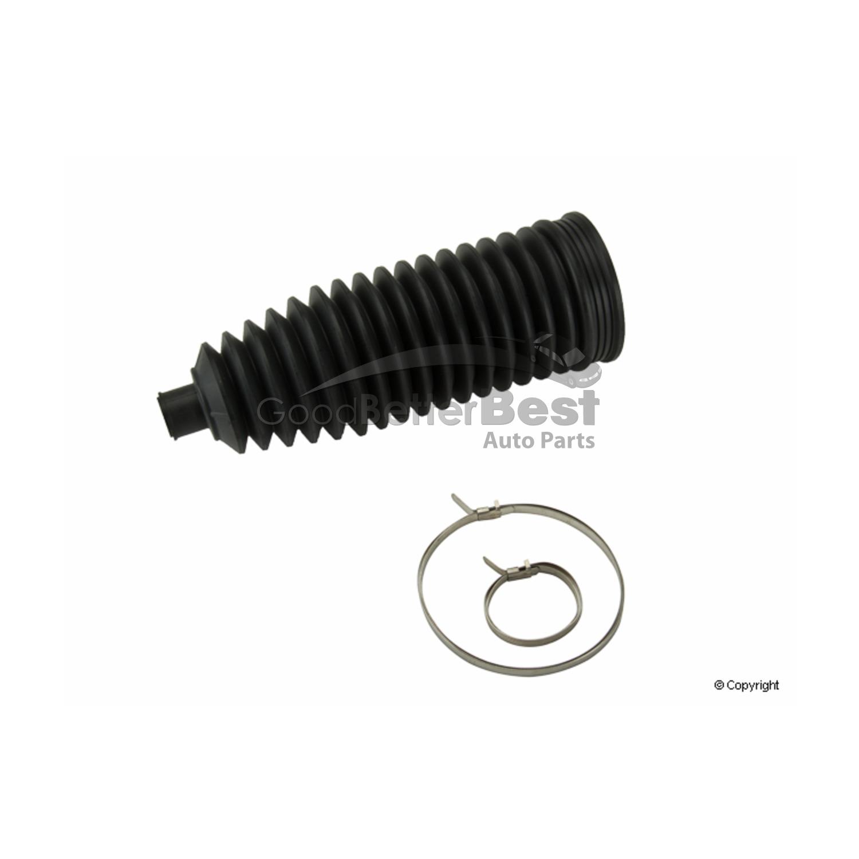 BMW E-Series 4.0L V8 Rack /& Pinion Bellow Kit Meyle 3006200000//300 620 0000 For