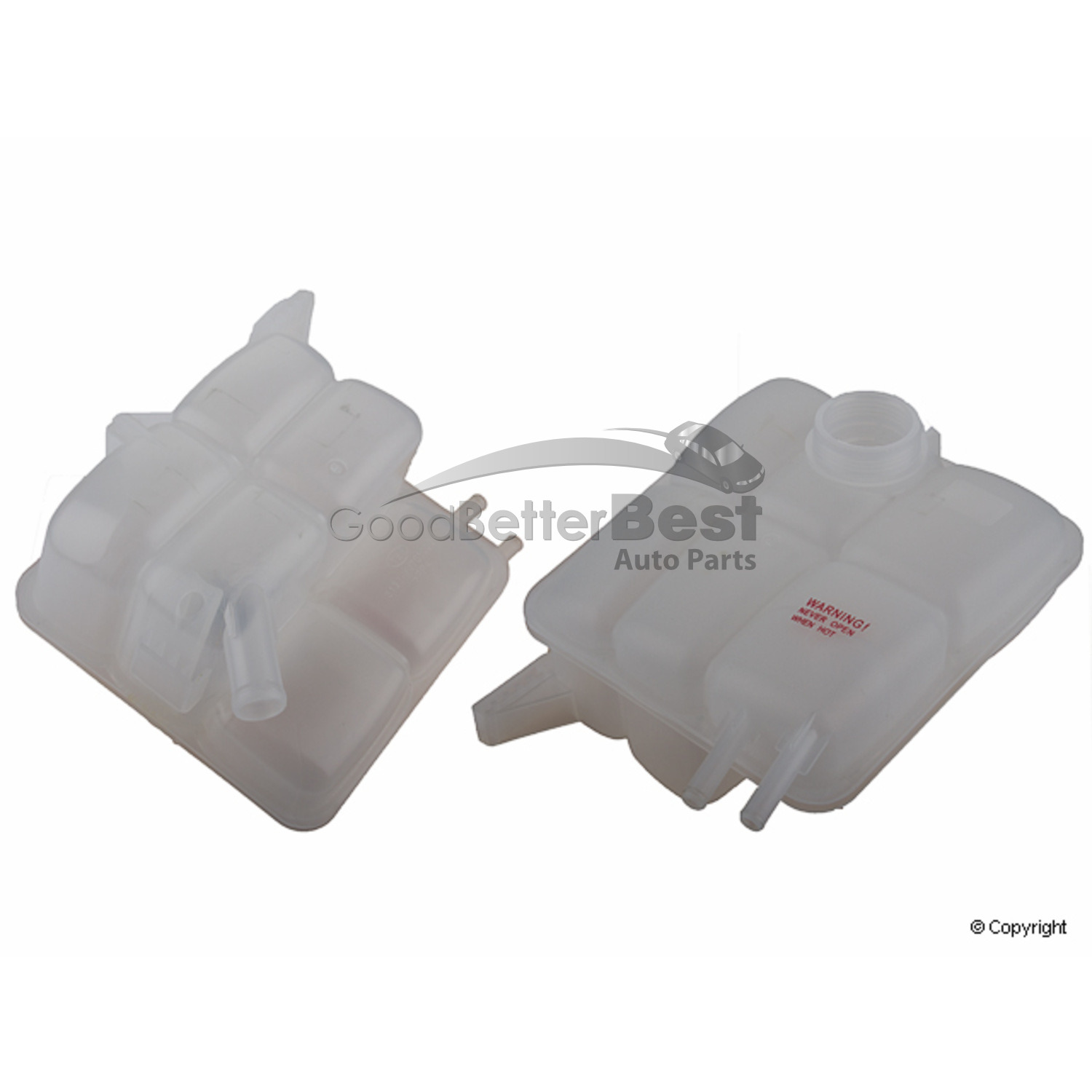 Engine Coolant Recovery Expansion Tank /& Cap Replaces VOLVO OEM# 3077615