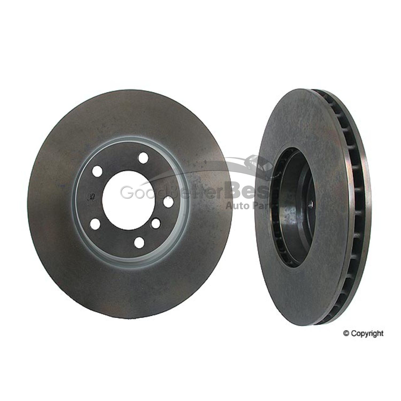 Disc Brake Rotor fits 1995-2001 BMW 750iL  GENUINE