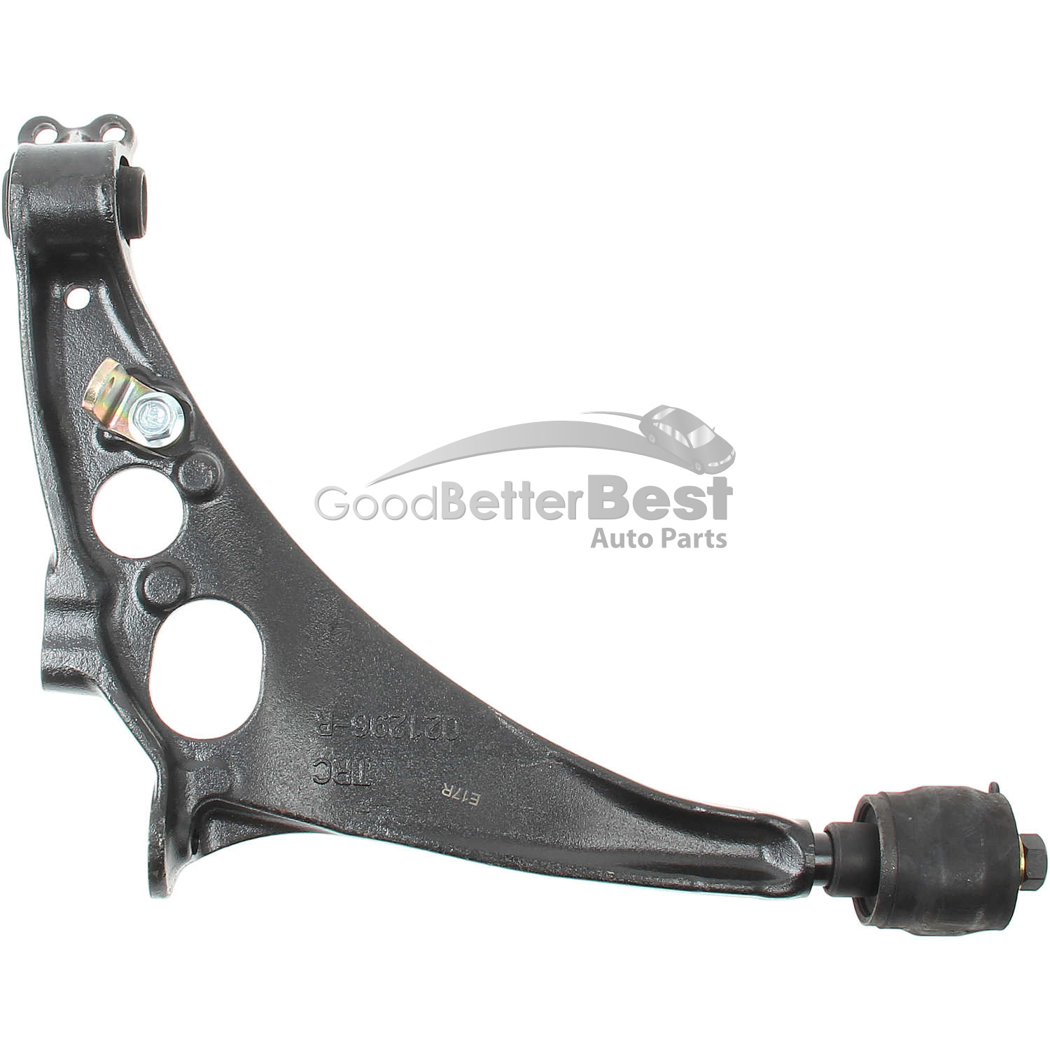 One New OPparts Suspension Control Arm and Ball Joint Assembly Front Right Lower