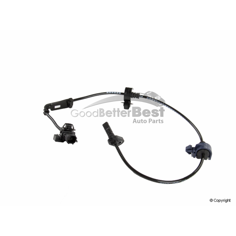 2 Front ABS Wheel Speed Sensor For 06-11 Honda Civic 57450-SNA-003 57455-SNA-003