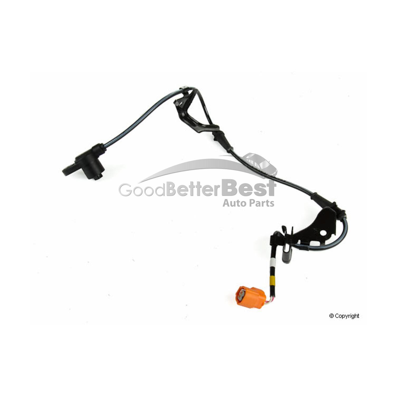 One New Genuine ABS Wheel Speed Sensor Front Right 57450S6DE01 for Honda Civic