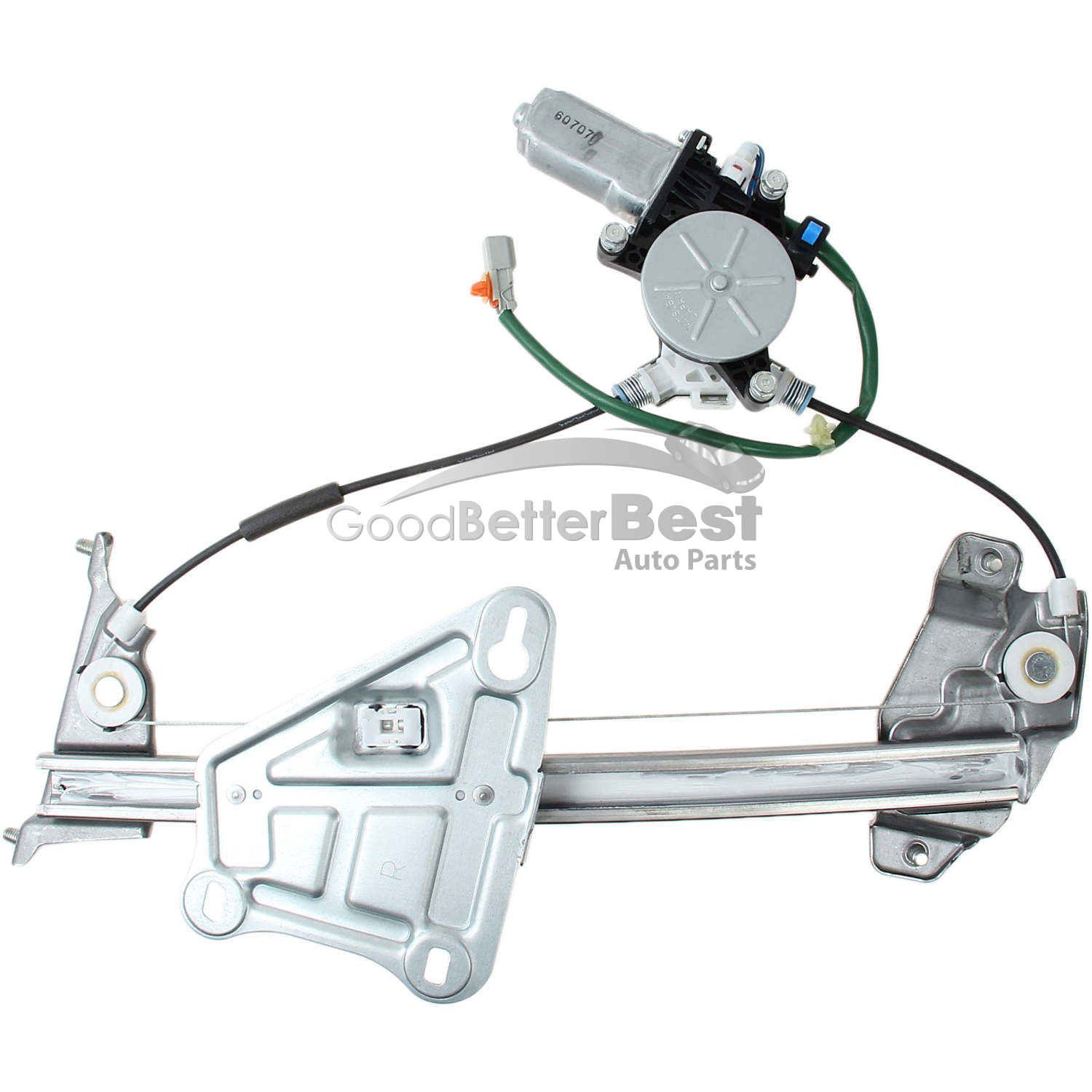Power Window Motor and Regulator Assembly Front Right fits 2003 Honda Pilot