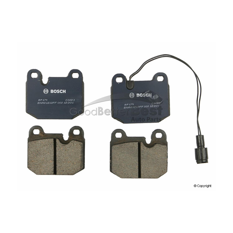 New QuietCast Disc Brake Pad Set Front BP174 34111159249 for BMW Lotus
