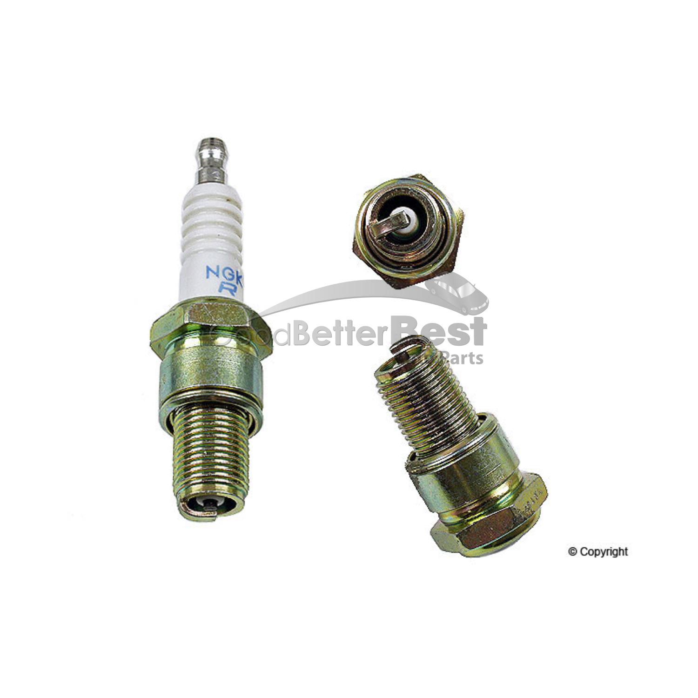NGK Standard Resistor OEM Spark Plug BR6ES # 4922 For Alfa Romeo Spider