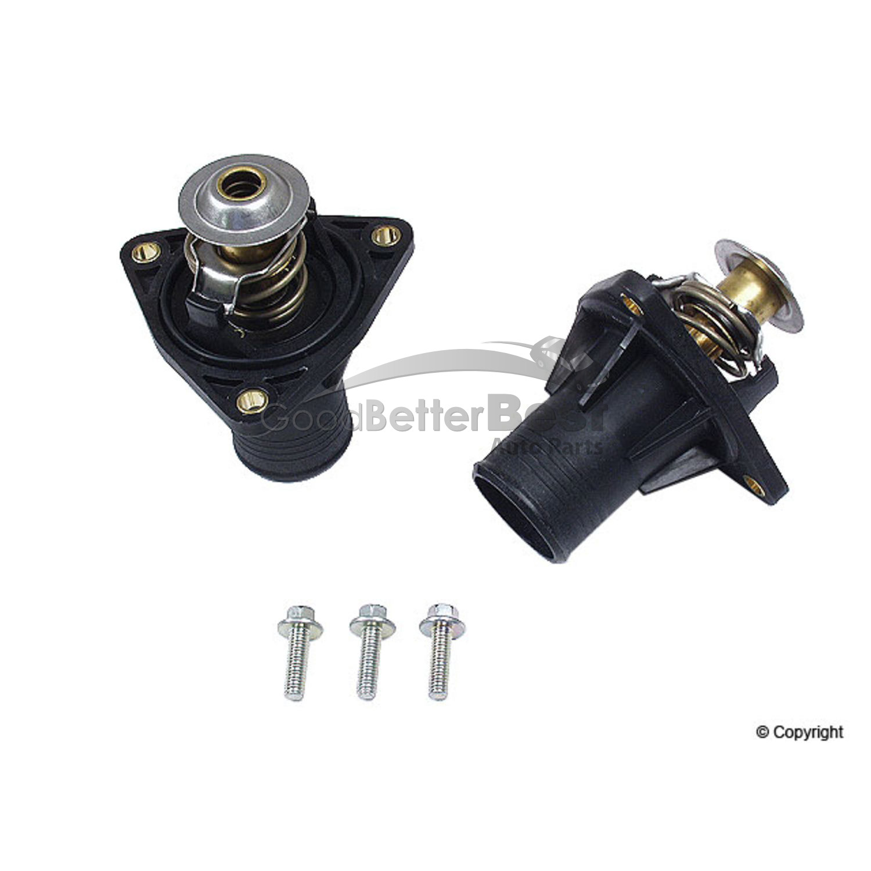 JAGUAR OEM 02-08 X-Type-Engine Coolant Thermostat C2S11278
