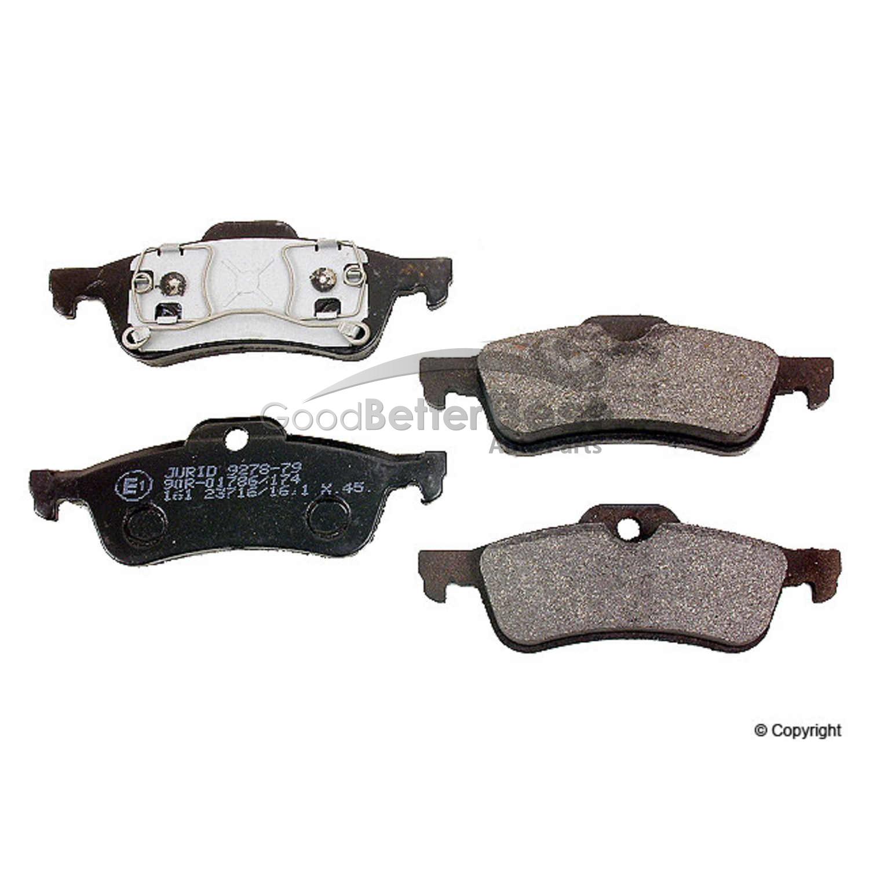 brembo REAR PADS Back Disc Brakes Brake Pad Set for Mini Cooper WE NEED a VIN#??