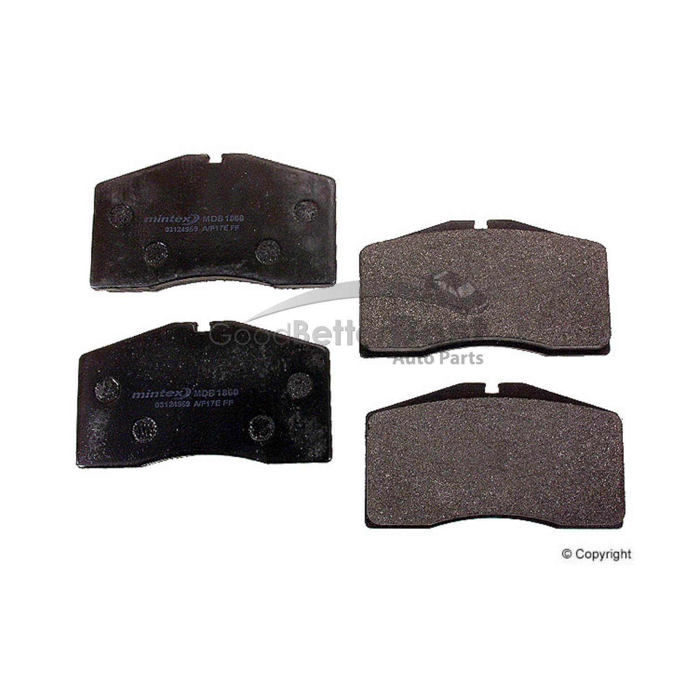 Mintex D784MTX Disc Brake Pad