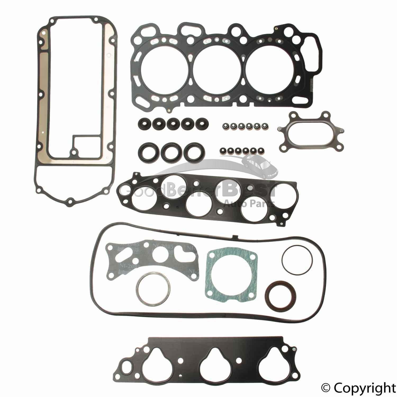 Engine Cylinder Head Gasket Set Stone for Acura CL Honda Accord Odyssey Isuzu