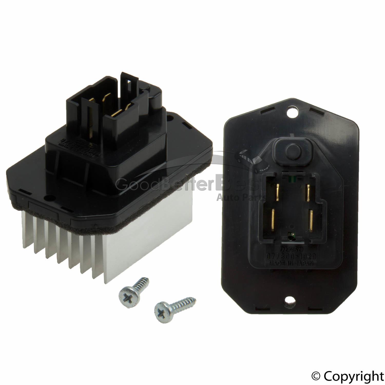 HELLA Blower Motor Resistor for Land Rover LR3 LR4 LR031677