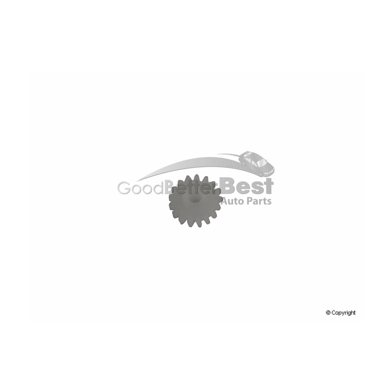 Odometer Gears ODGPRM017 Speedometer Drive Gear