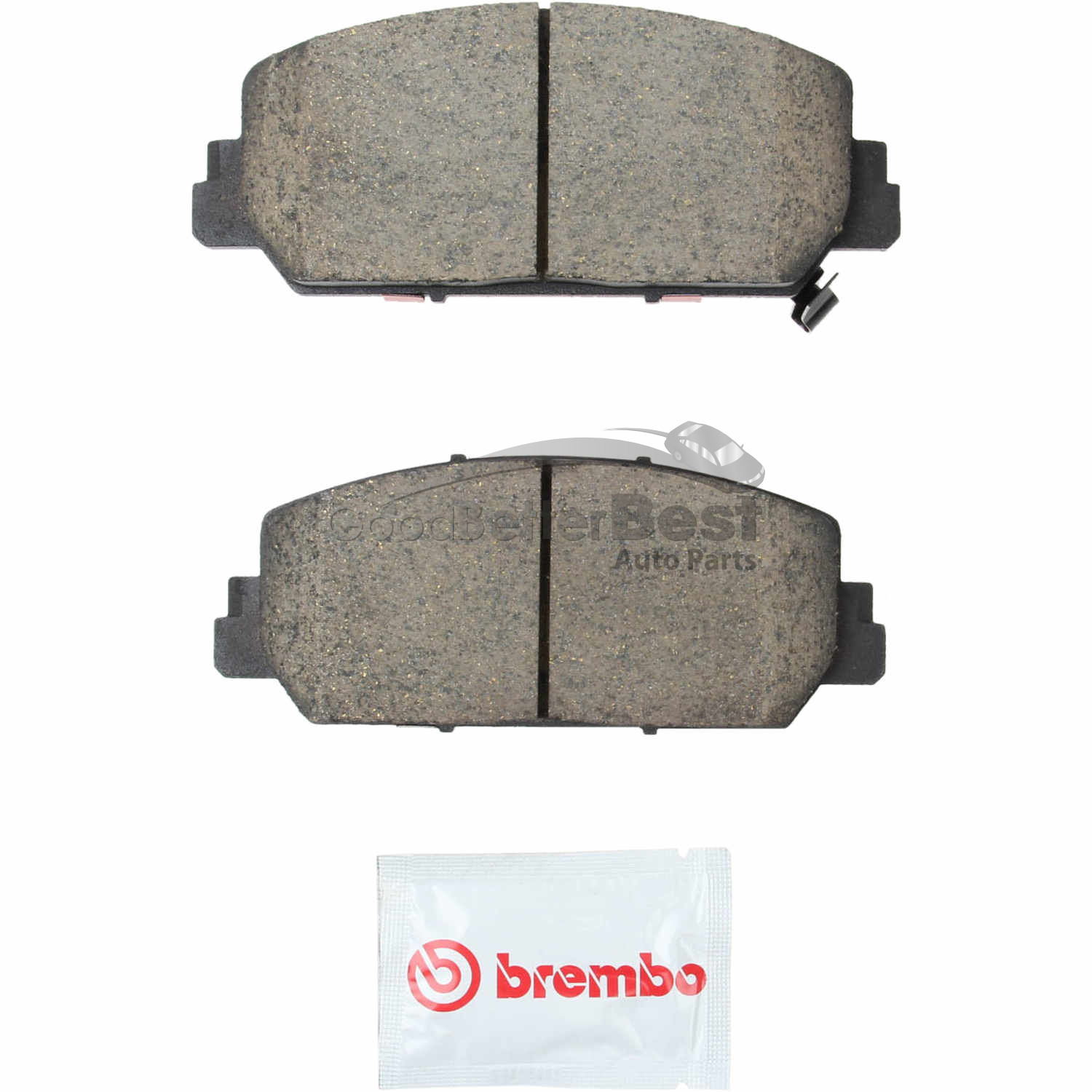 New Brembo Disc Brake Pad Set Front P28084N Acura Honda