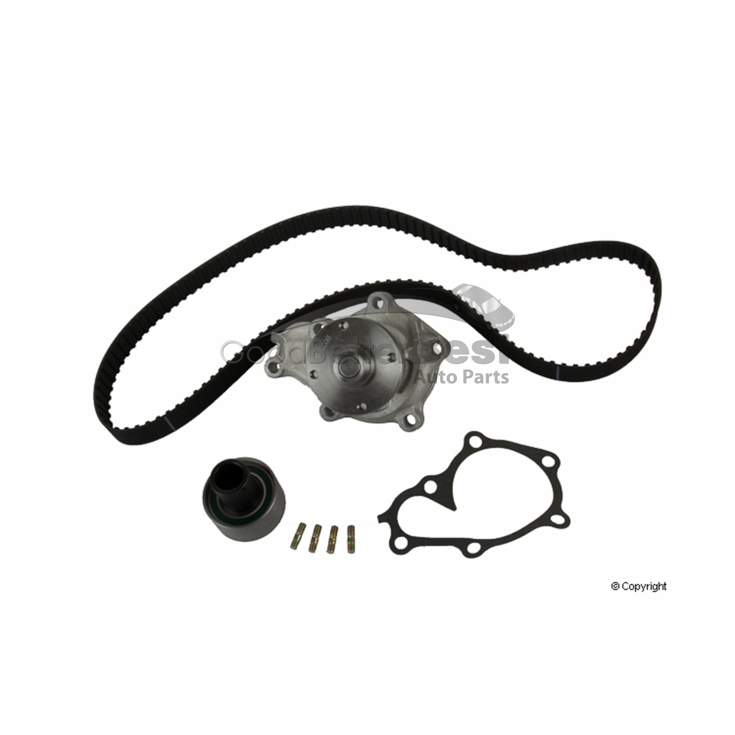 Infiniti Timing Belt New Gates Engine Kit With Water Pump For Nissan 1500x1500